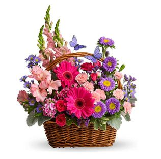 Flowers Baskets